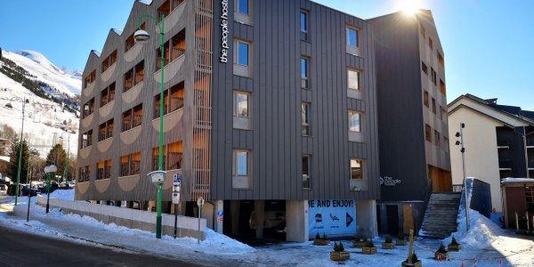 People Hostel aux Deux-Alpes